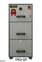 Filling Cabinet Tahan Api Daikin DK4-3D