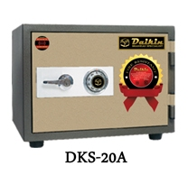 Brankas Daikin DKS-20A Tanpa Alarm