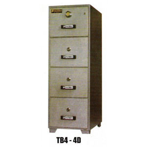 Filling Cabinet Tahan Api Daichiban TB4-4D