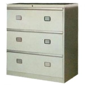 filling cabinet 3 laci 2 jalur type FC-103-2