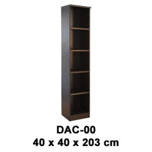 lemari arsip tinggi tambahan tanpa pintu expo dac-00