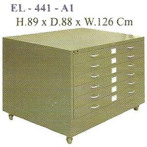 Lemari Gambar A1 Elite EL-441