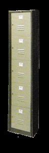 locker besi elite 5 pintu ok