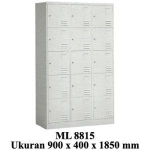 Loker 15 Pintu Modera ML-8815