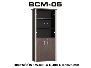 Lemari arsip kayu VIP BCM-05