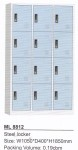 Locker 12 Pintu Modera ML 8812-B