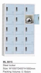 Locker 15 Pintu Modera ML 8815-B