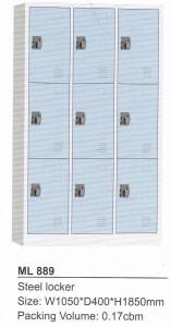 Locker 9 Pintu Modera ML 889-B