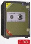 Brankas Hanmi Safe HS-49 C-Dial