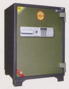 Brankas Hanmi Safe HS-86 Digital